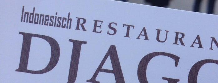 Djago is one of Orte, die Rafael gefallen.