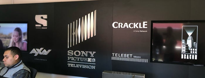Sony Pictures Television is one of Lieux qui ont plu à Maria Jose 🍍.