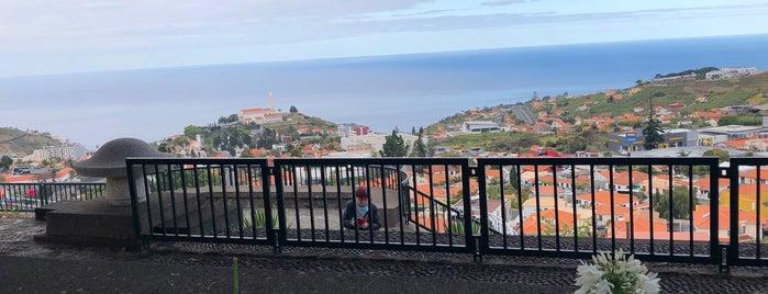 Miradouro do Pico dos Barcelos is one of Madeira.