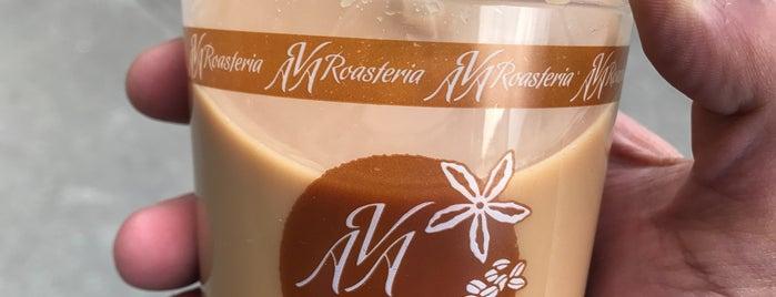 Ava Roasteriá is one of สถานที่ที่ Rosana ถูกใจ.