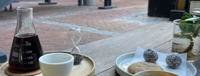 Espresso Lab Microroasters is one of Cape Town List.