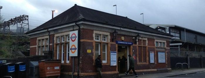 Stonebridge Park London Underground and London Overground Station is one of Underground Stations in London.