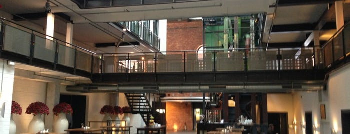 Gastwerk Hotel Hamburg is one of Design Hotels.