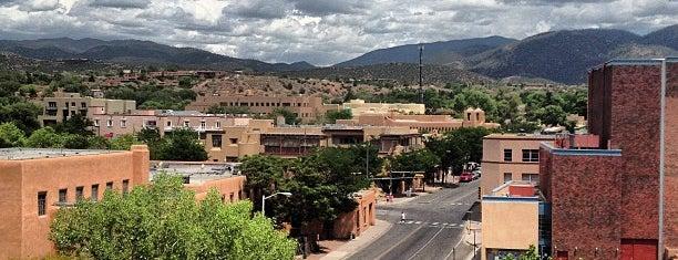 Eldorado Hotel & Spa Santa Fe is one of Lieux qui ont plu à Dominic.