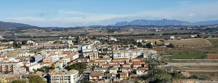 Sant Martí Sarroca is one of Tempat yang Disukai Jordi.