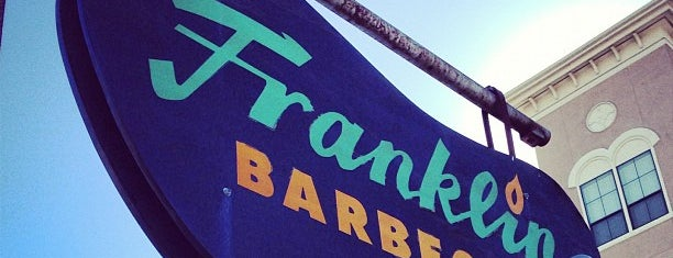 Franklin Barbecue is one of SXSW 2013.