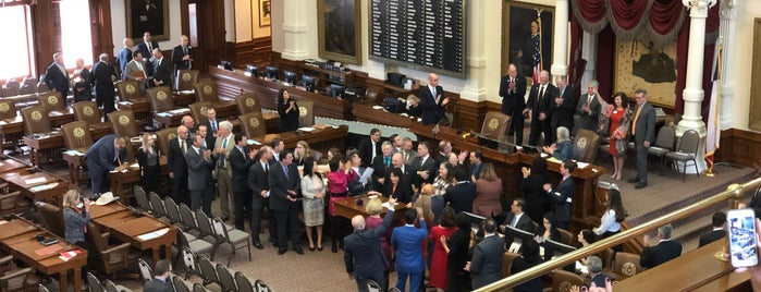 Texas State Capitol House Gallery is one of Sushama's Liked Places.