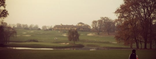Golf Club Castelconturbia is one of Италия гольф.