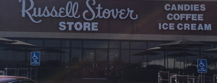 Russell Stover Outlet Store is one of Must Remember To Stop.