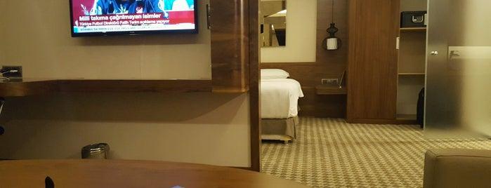 Anemon Hotel is one of Lugares guardados de Sibel.