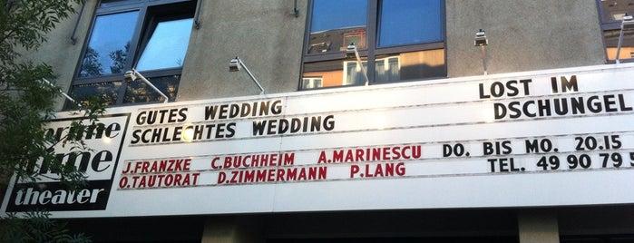 Prime Time Theater is one of Wedding / Gesundbrunnen.