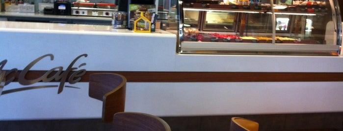 McDonald's is one of Lieux qui ont plu à giovanni battista.