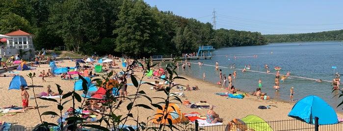 Strandbad Bötzsee is one of Testen: Ausflüge.