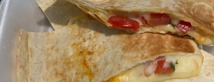 The Burrito Window is one of Mexican food.