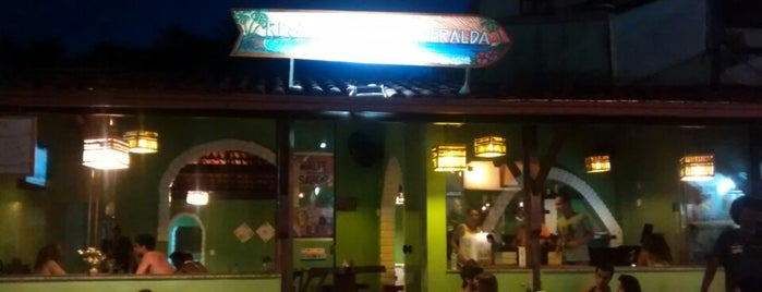 Restaurante Esmeralda is one of สถานที่ที่ Erivelton ถูกใจ.