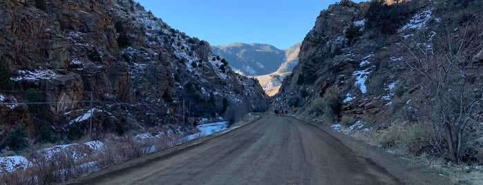 Waterton Canyon is one of CO Fly Fishing.
