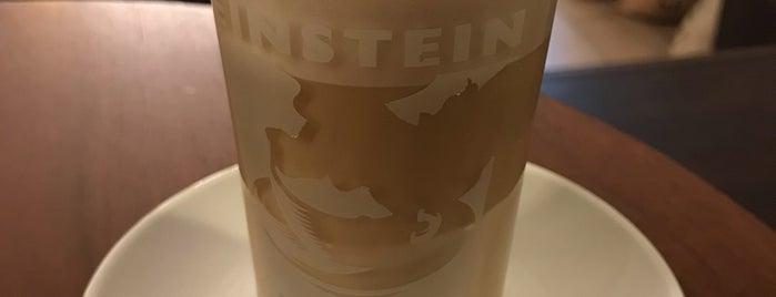Einstein Kaffee is one of Patricia : понравившиеся места.