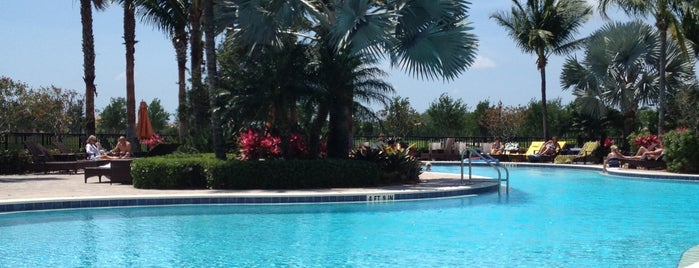 Paseo Pool is one of PASEO.