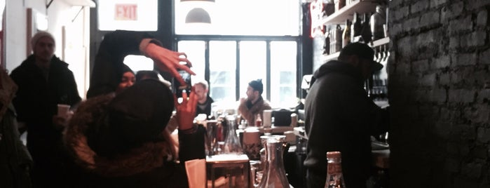 Black Tap is one of Brighty's Tribeca/Soho Hit List.