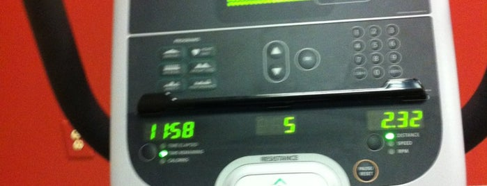 Fitness by Precor (@ Embassy Suites) is one of Gespeicherte Orte von Petra A..