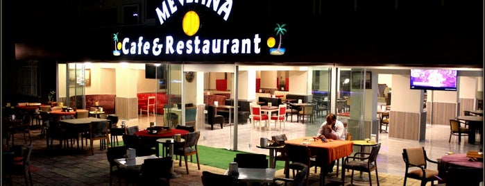 Mevlana cafe & restaurant is one of Şeymaさんのお気に入りスポット.