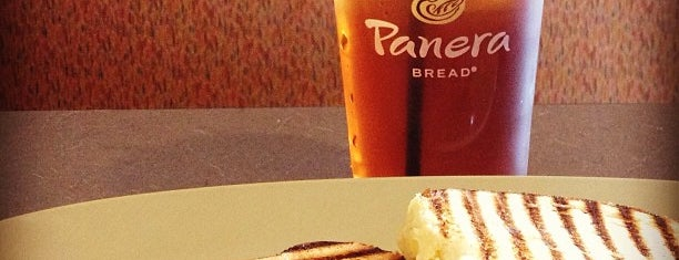Panera Bread is one of Grubbies.