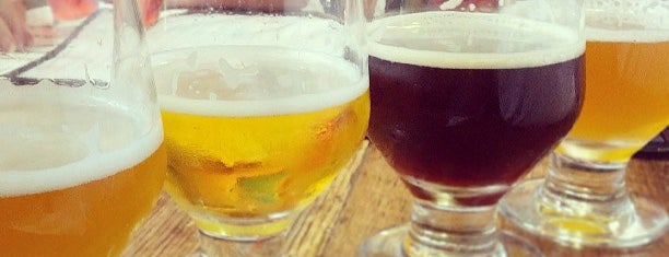 Top craft beer breweries in the USA