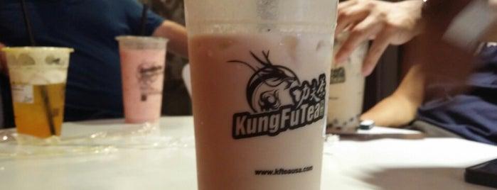 Kung Fu Tea 功夫茶 is one of Tempat yang Disukai Mario.
