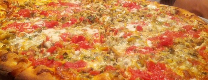 De Lorenzo's Tomato Pies is one of Top 100 Pizzas (The Daily Meal).