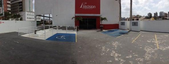 Precision Medicina Diagnóstica is one of Locais curtidos por Felipe.