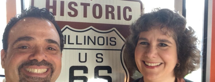 Route 66 Museum is one of Route 66 Roadtrip.