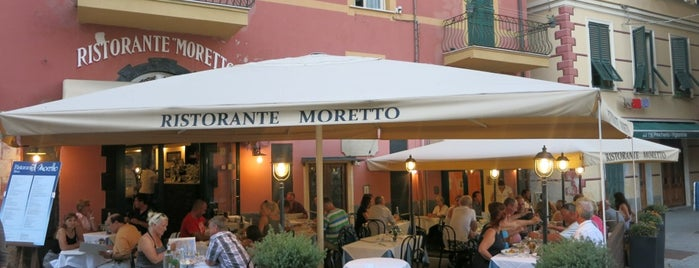 Ristorante Moretto is one of  Cinque Terre .
