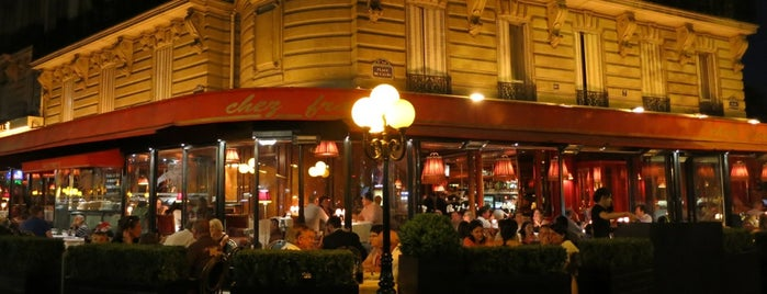 Chez Francis is one of  Paris Eat .