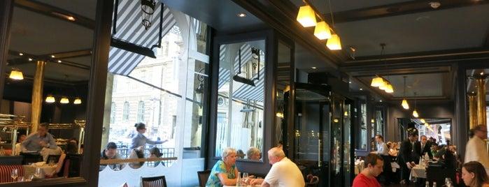 La Brasserie du Louvre is one of  Paris Eat .