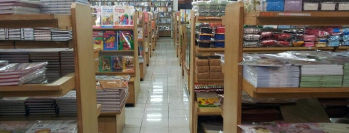 Karisma Book Store is one of Bali Indonesia.
