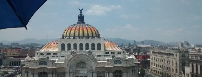 Palacio de Bellas Artes is one of Alejandro : понравившиеся места.