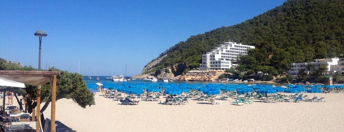 Cala Llonga is one of Ibiza, baby!.