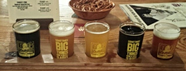 Big Wood Brewery is one of Minnesota Breweries and Brewpubs.
