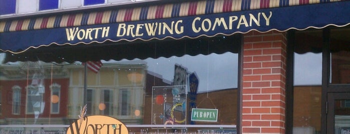 Worth Brewing Company is one of Craft brews.