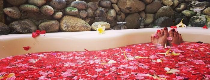 Zen Bali Spa is one of Gespeicherte Orte von Ju.