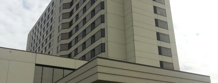 Tysons Corner Marriott is one of My Hotels.
