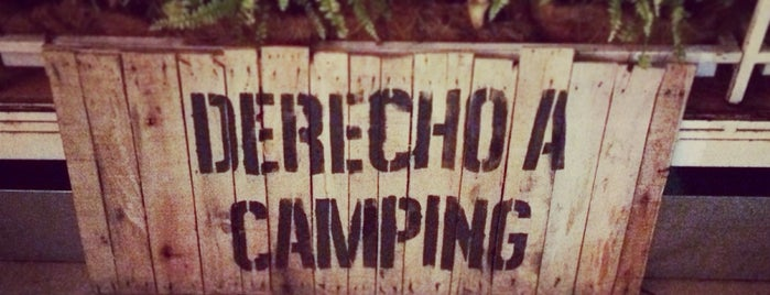 Camping is one of Posti salvati di Mercy.