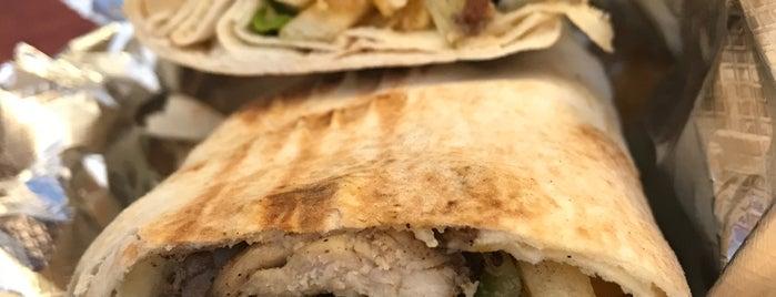 Shawarma Falafel is one of Easy Lunch.