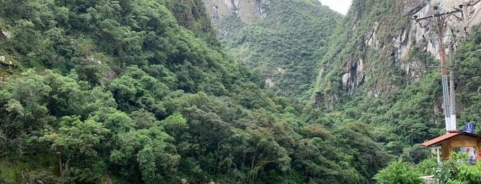 Aguas Calientes / Machu Picchu Pueblo is one of Peru.