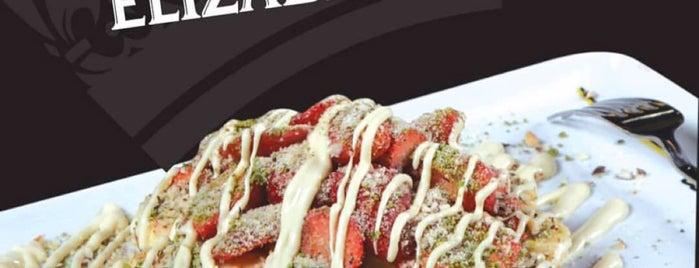 Queen Waffle is one of Orte, die Mustafa gefallen.