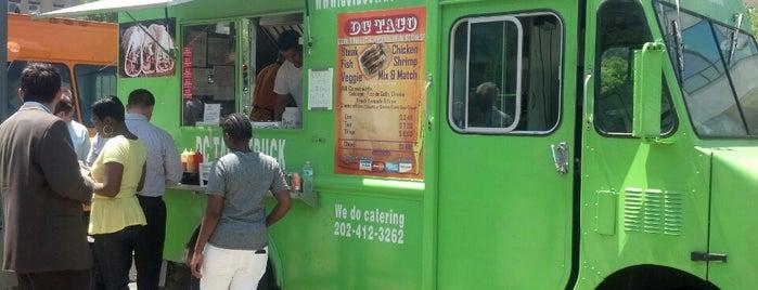 DC Taco Truck is one of Washington DC Food Trucks.
