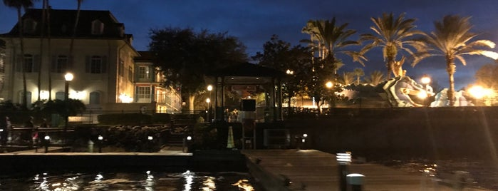 French Quarter Marina is one of Posti che sono piaciuti a Lindsaye.