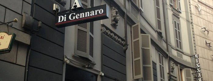 Di Gennaro is one of Milano.