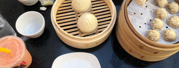 Din Tai Fung is one of Orte, die Michael gefallen.
