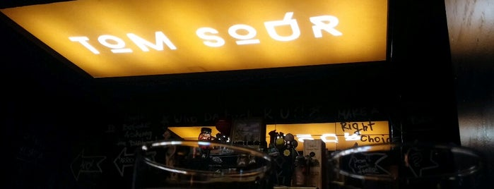 Tom Sour is one of Kyiv.